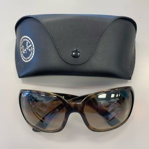 Ray Ban Tortoise Sunglasses